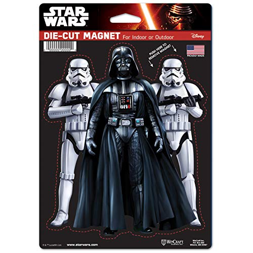(WinCraft Star Wars Star Wars Star Wars 6.25