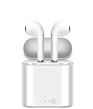 Mini Auriculares Bluetooth Earphones inalámbricos InEar Headset deportivos estéreo Para Móvil Samsung huawei xiaomi: Amazon.es: Electrónica