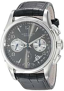 Hamilton H32656785 - Reloj Hombre JAZZMASTER CHRONO AUTO