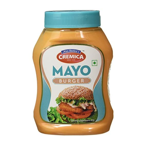 Cremica Burger Mayo, 275g