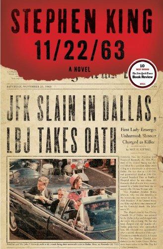 11/22/63: A Novel Front Cover