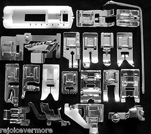 Set for Bernina Sewing Machine Old Style 530-1630 Models 20 Feet