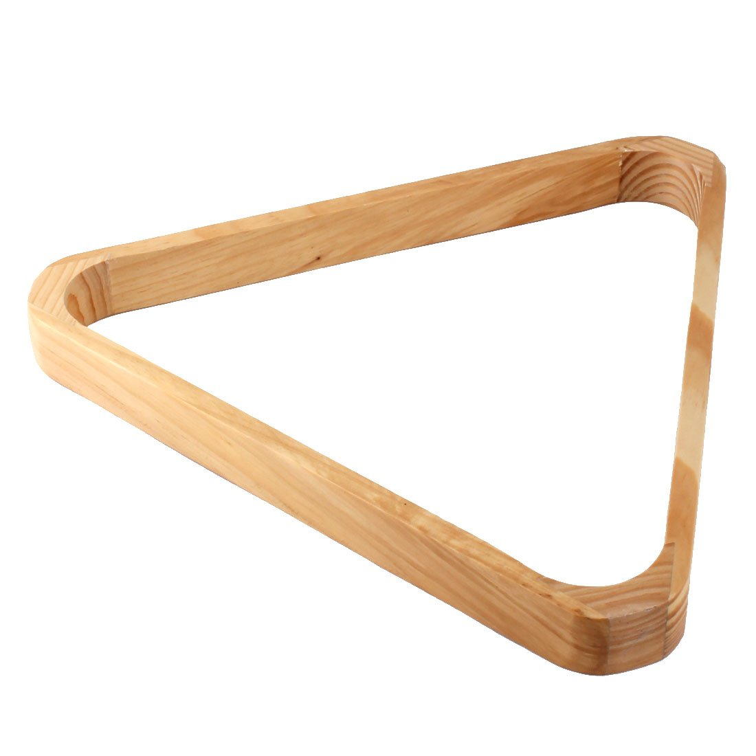 Sourcingmap Table Billard Billard 5.7 cm Balle Bois Accessoire Dia Triangle contenir