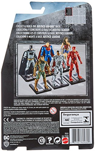 DC Comics Justice League Batman Action Figure, 6'' , 6""