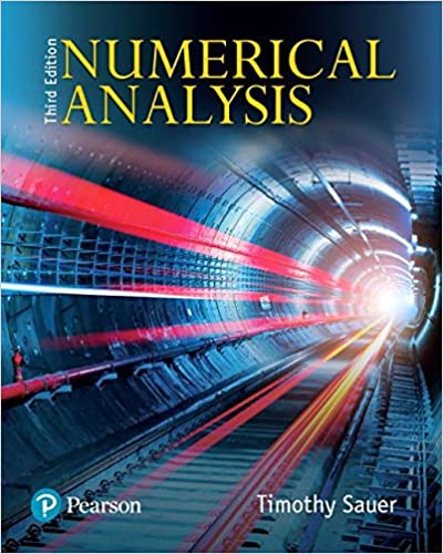 Mathematics library: numerical analysis, 2nd edition by sauer pdf.