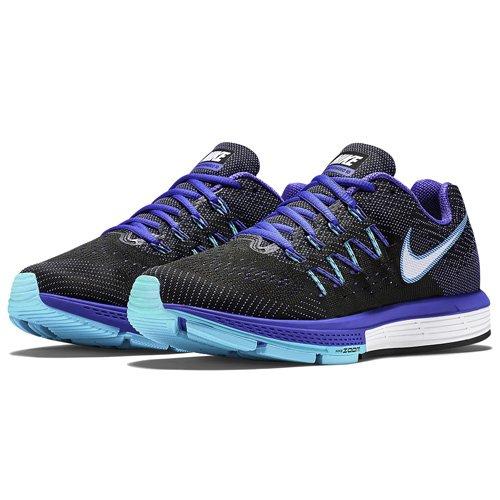 Wmns Schwarz Air Scarpe 10 Donna Negro Vomero Sportive Violett Nike Zoom RgqxwCFF