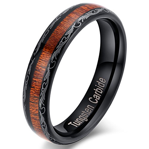 Black Tungsten Carbide Camber