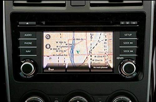 Num/éro de pi/èce Derni/ère carte SD 2017 pour Mazda NB1 Tom Tom 2017 Navigation Carte SD Navigation Sat Nav Couverture de la carte de navigation Sat Nav Couverture toute lEurope KD51 66 EZ1D