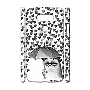 Good Absorbing Dog And Foot Printed Phone Case 3D Protective Shell for LG G5