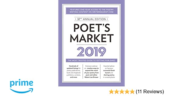 Poet's Market 2019: The Most Trusted Guide for Publishing