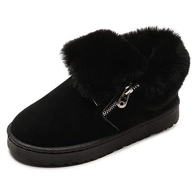 1e92d0960d83 Women s Plush Ankle Boots