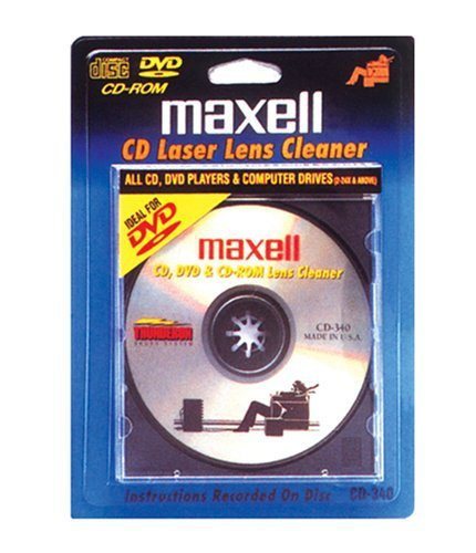 Maxell 190048 Cd Lens Cleaner