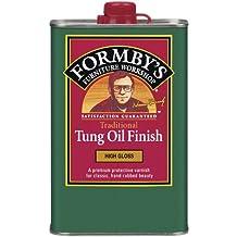 Formby 30063 Tung Oil,High gloss 16-Ounce