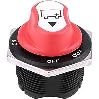 NSTART Interruptor aislador de batería de coche apagado