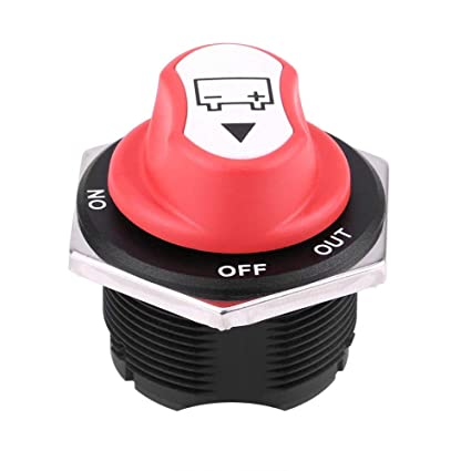 100A Battery Isolator Disconnect Power Cut Off Kill Selector Switch Boat Car GL