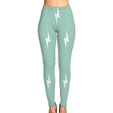 Amazon.com: Pantalones de yoga de compresión con perno de ...