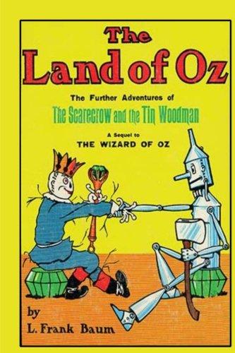 The Land of Oz pdf epub