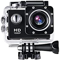 Goldlion66 A7 Action Camera Ultra HD 4K / 30fps Wifi 2.0 170D Underwater Waterproof Helmet Cam Camera 1080P Sport Cam