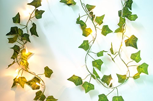 Gogo shopping Leaves Lighted Garland product image