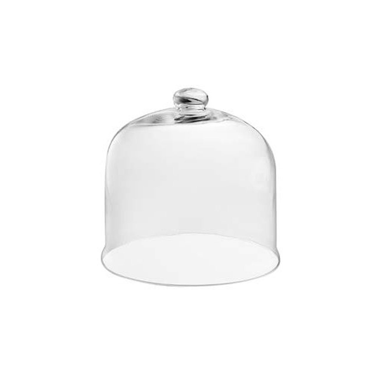 Unbekannt Hochgeblasene Glasglocke am Mund cod.CC00500LU cm 30h diam.30 by Varotto & Co.