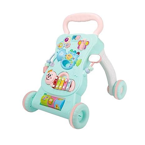 Andador de bebe Baby Walker El Carrito multifunción Ayuda a ...