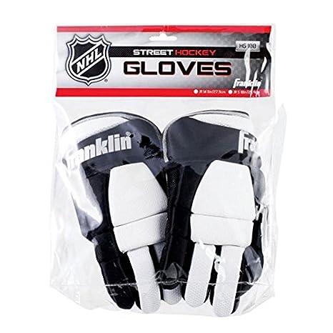 1a9d0fc5ea8 Amazon.com   Franklin Sports NHL HG 150 Hockey Gloves  JR 11