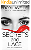 Secrets and Lace: A Dark Romance Thriller (Fatal Hearts Series Book 1)