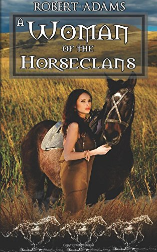 book cover of A Woman of the Horseclans