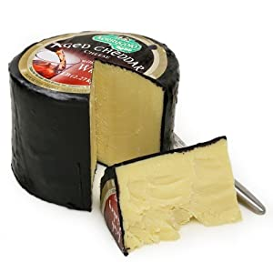 igourmet Kerrygold Aged Cheddar with Irish Whiskey (7.5 ounce)