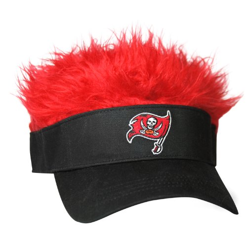 NFL Flair Hair Adjustable Visor