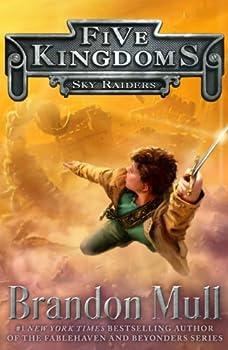 Sky Raiders 1442497009 Book Cover