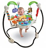 Fisher-Price Luv U Zoo Jumperoo – Best Baby Jumper for Safety and Fun Activity