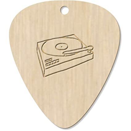 Azeeda 7 x Tocadiscos Guitarra Púa (GP00011242): Amazon.es ...