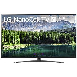 "LG 75SM8670PUA Nano 8 Series 75"" 4K Ultra HD Smart LED NanoCell TV (2019) 4"
