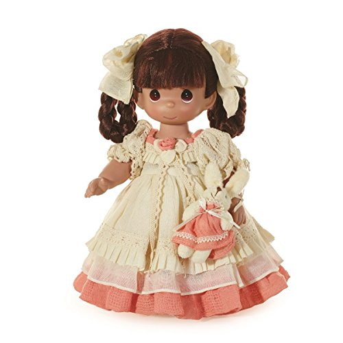 Precious Moments Dolls by The Doll Maker, Linda Rick, Kayleigh, Heartfelt Wishes, 12 inch Doll - Precious Moments Doll Vinyl