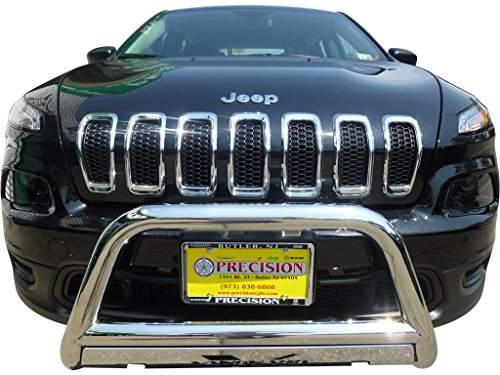 jeep cherokee brush guard - 9