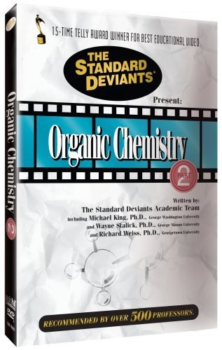 Standard Deviants: Organic Chemistry, Program 2