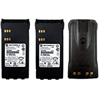 Motorola Original OEM HNN4003BR Pack of 2 Li-Ion 7.4V, 2500mAh Impres Battery