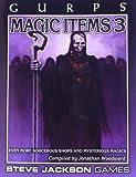 Gurps Magic Items 3, EDS Staff, 155634418X
