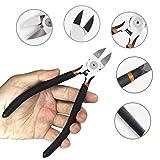 BOENFU Wire Cutter - Precision Side Cutter 6 Inch