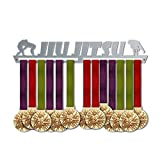 Jiu Jitsu Medal Hanger Display   Sports Medal Hangers   Stainless Steel Medal Display   by VictoryHangers - The Best Gift for Champions !