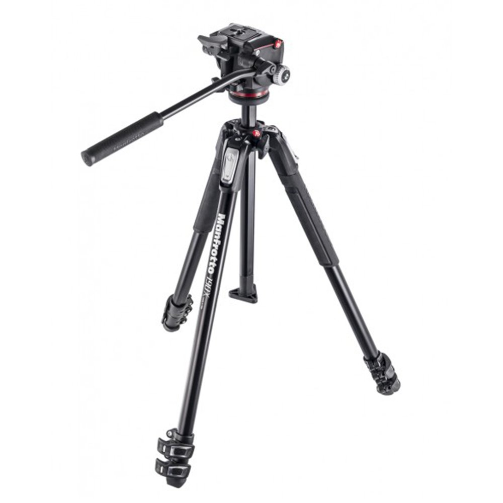 Manfrotto 190X MK190X3-2W Aluminium 3-Section Tripod with...