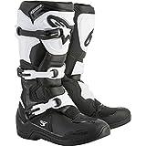 Alpinestars Tech 3 Motocross Off-Road Boots 2018 Version Men's Black/White Size 14