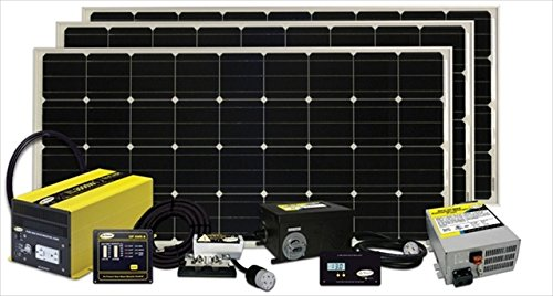 GO POWER SOLAREXTRE Solar Extreme Complete Solar And Inverter System