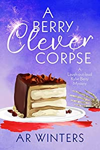 A Berry Clever Corpse by A.R. Winters ebook deal