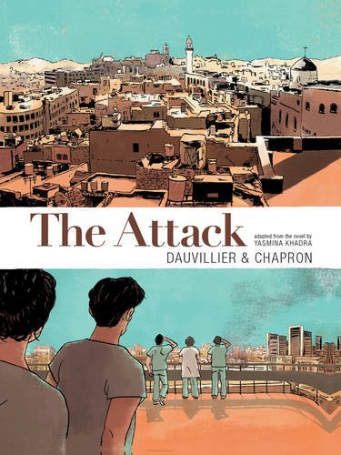 Book Cover: The Attack Graphic Novel
