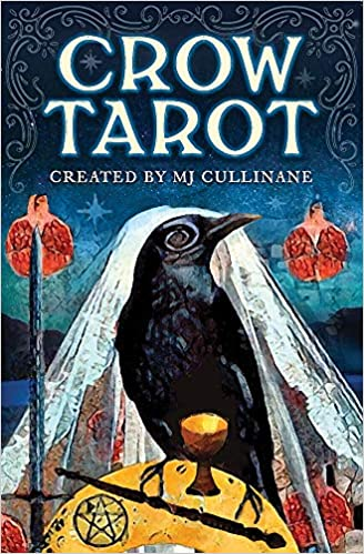 Crow Tarot: M  J  Culliinane: 9781572819610: Amazon com: Books