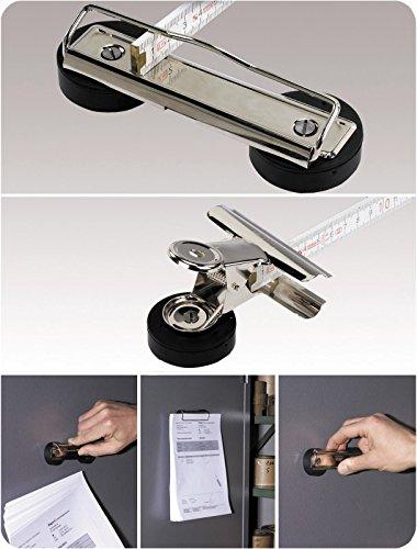 Werkzeugschale mit Magnethalterung rot - für Industrie und Handwerk geeignet