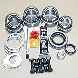 Motive Gear RA28RNJKMKT Master Bearing Kit with Timken Bearings (DANA 44 JK Rear NON RUBICON)