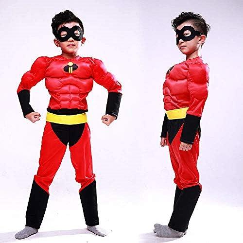 Disfraces increíbles para niños - torso musculoso - mono ...